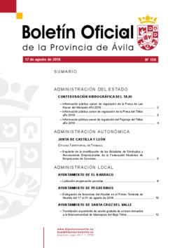 Boletí Oficial de la Provincia del 17-08-2018