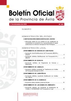 Boletí Oficial de la Provincia del 17-12-2018