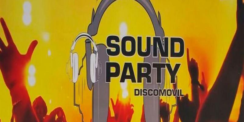 Disco móvil Sound Party