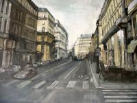 Exposición de Pintura de Diego Luján