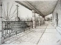 Exposición de Dibujo a Plumilla de José Luis Arroyo