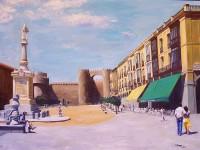 Exposición de Pintura de Jesús G. De Tomás