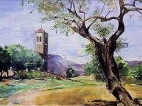 Exposición de Pintura de Jesús María Gómez de Tomás