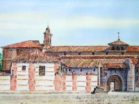 Exposición de Acuarelas de José Luis Gil