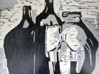 Exposición de Xilografías de María Blanco Madariaga