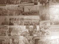 Exposición de Fotografía y Recortes de Prensa de Crear en Femenino