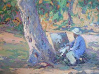 Exposición de Pintura de Gabriel Casarrubios Martín