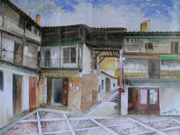 Exposición de Pintura de Luis Martín Martín