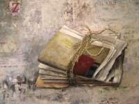 Alumnos del Estudio de Pintura y Dibujo