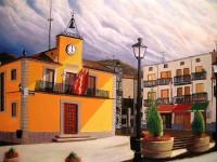 Exposición de Pintura de Andrés Ongil Martín