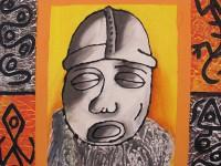 Exposición de Pintura de Rudy Florentino