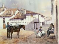 Exposición de Pintura de Teresa Muñoz Martín