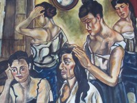 Exposición de Pintura de Luisa Serrano Álvaro