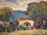 Exposición de Pintura de Santiago de la Fuente de la Lastra