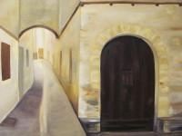 Exposición de Pintura de Mª Victoria González Blázquez, Mabel Herrero y Rosario Martín Valencia