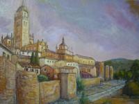 Exposición de Pintura de Concepción Durández Herranz