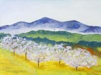 Exposición de Pintura de Juana Hernández