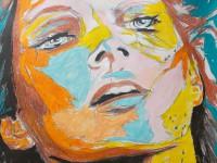 Exposición de pintura de José Luis G. Fincias