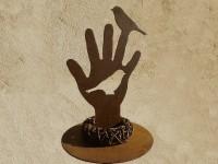 Exposición de escultura de Juan Jesús Villaverde