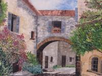 Exposición de pintura de Juan Julián López Casas