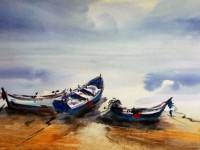 Exposición de pintura de Pablo Reviriego