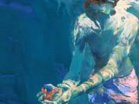 Exposición de pintura de Marta Maldonado