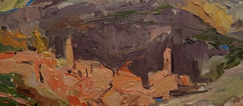 Exposición de pintura de Irene Persa