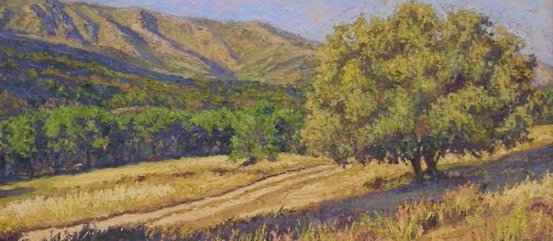 Exposición de pintura de Miguel Ángel Gamero