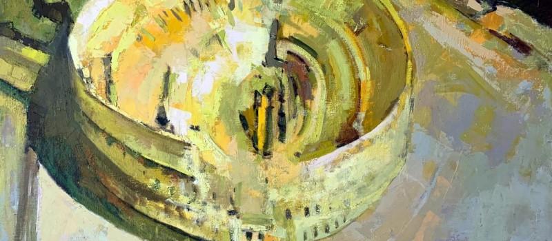 Exposición conjunta del Taller de Pintura de José Luis de Antonio de Taller de Pintura de José Luis de Antonio