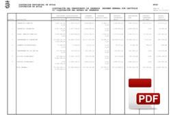 Liquidación presupuesto de ingresos 2017.