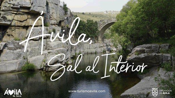 Ávila, sal al interior