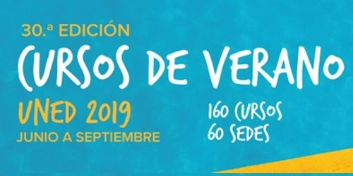 Cursos de Verano UNED Ávila 2019