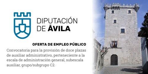 Oferta de empleo público de doce plazas de auxiliar administrativo, perteneciente a la escala de administración general