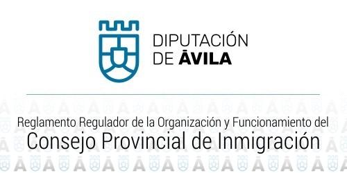 Reglamento Regulador del Consejo Provincial de Inmigración (consulta previa)