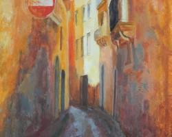 Exposición de pintura de Isabel Garzón
