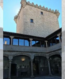 Claustro del palacio de los Guzmanes
