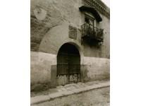 Casa del siglo XVI, detalle puerta