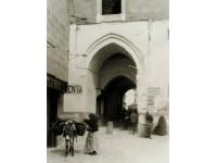 Puerta de la antigua muralla