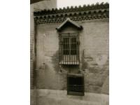 Casa del siglo XVI, ventana