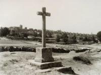 Ávila, desde la Ermita de El Cristo de la Luz