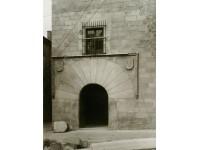 Casa de Oñate o de los Guzmanes, puerta
