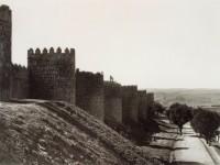 La Muralla, lado norte (detalle)