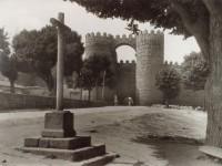 La Muralla, puerta de San Vicente