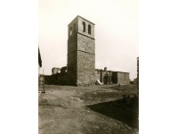 Ruinas de la antigua iglesia (s.XV)