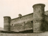 Castillo de Valdecorneja (otro aspecto)
