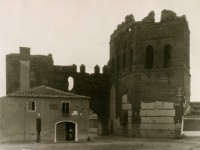 Torres de la muralla