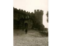 Castillo de Beltrán de la Cueva (torreón y entrada)