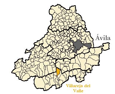Resultado de imagen de Villarejo del Valle (Avila )