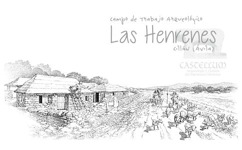 Campo de Trabajo Arqueológico en Las Henrenes