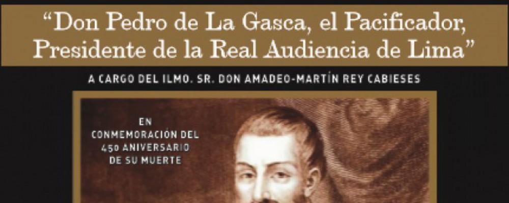 La Diputación de Ávila difunde la figura de Pedro Lagasca en los 450 años de su fallecimiento